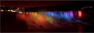 Rainbow Falls -Niagara Falls- by serenityamidst