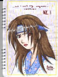 Kurenai's decision by Shel-chan