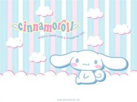 Cinnamoroll by xNeko-inux