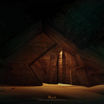 R U N by Teddy-Cube