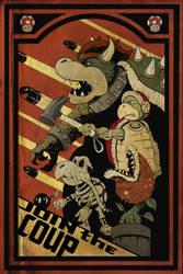Koopa Propaganda by TylerChampion