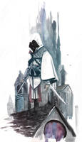 Assassin's Creed Sketch by TylerChampion