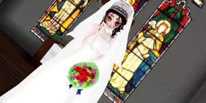Wedding Day Karamell by amiamy111