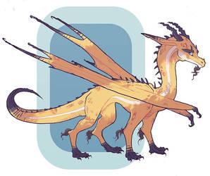 Dragon Color Design by soso0197
