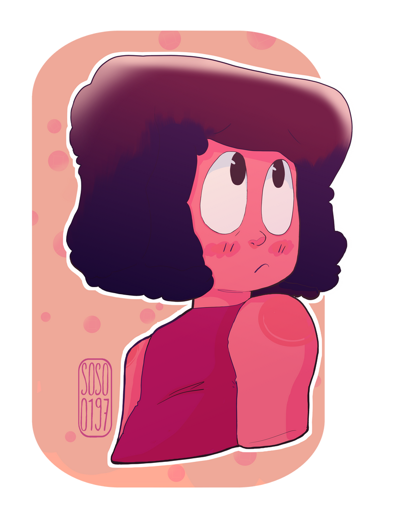 SPEEDPAINT PROCESS HERE Hi! Here's a new Steven Universe fanart, for a gem who doesn't get enough love :3