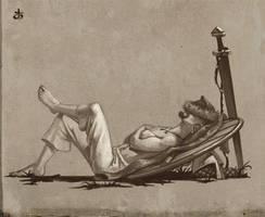 resting vik by LeValeur