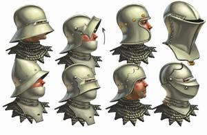 1450 Helmets by LeValeur