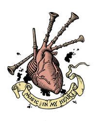 Music in my heart by LeValeur