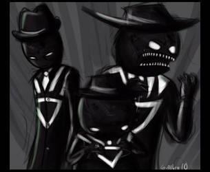 midnight lanterns by disgustiphage
