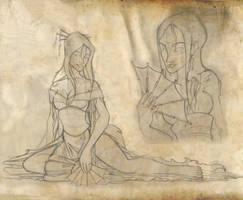 Akane for MauAcheron by NeekoNoir
