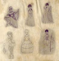 Lillian character page 2 by NeekoNoir