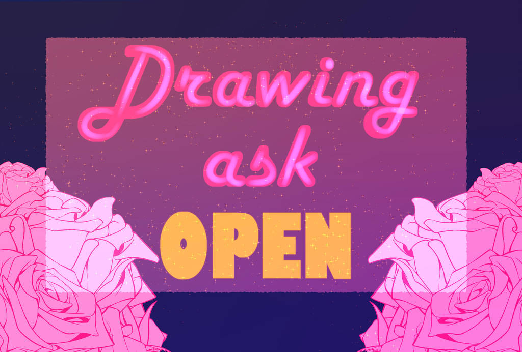 Drawing ask open by Bratcole