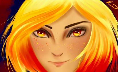 Set your Dreams on Fire by Shinobi-Saru-Corp