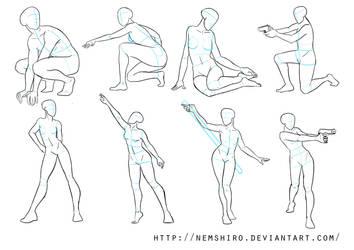 Anatomy Study 01 by NemShiro