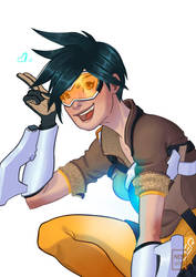 Tracer by NemShiro