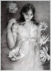 Ophelia by CaroleHumphreys