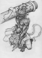monkey king by chavdar-tn