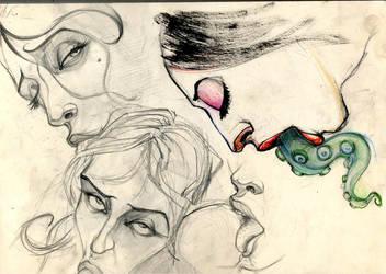 sketchbook page 1 by chavdar-tn