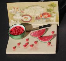 Watermelon by MiniatureChef