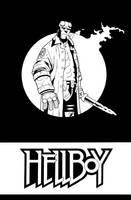 Hellboy by scottygod