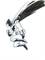 Cartoony Bats by scottygod