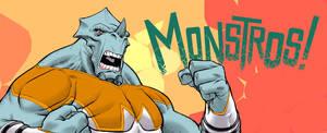 Monstros! by scottygod