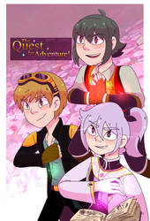 The Quest For Adventure! by PrettyXTheXArtist