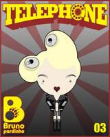 Telephone Card 03 by brunopardinho