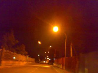 Street Lights by Saijan