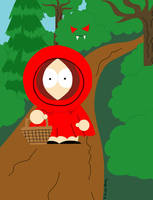 The Little Red Riding... Kenny by yamiyuuga
