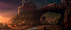 SW6 - ROTJ New Jabba Palace 02 by SWRemixed