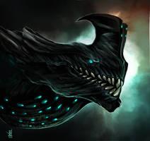 Kaiju - Otachi by TheRisingSoul