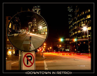 Downtown in Retro, Take 2 by clarinetJWD