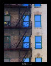 Urban Duality by clarinetJWD