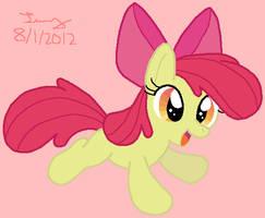 Applebloom by HeartinaRosebud