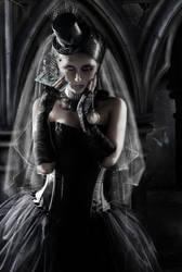 Death Awaits by Notvitruvian