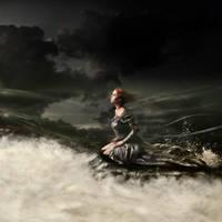 The Gathering Storm by Notvitruvian