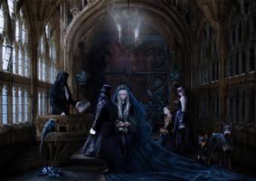 The Ceremony by Notvitruvian