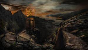 The Beacon by Notvitruvian
