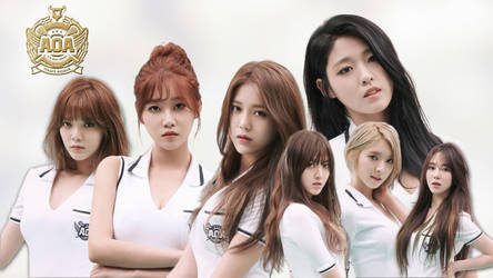 AOA Heart Attack Wallpaper by Midniqhts
