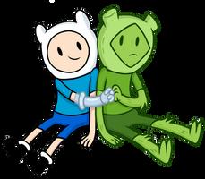 Finn and Fern by Hellengomes15