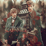 Newt Scamander by Sonice669