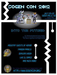 Sogen Con 2012 Poster by The-Evil-Mewthree