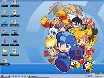 Mewthree's Desktop....OF EVIL by The-Evil-Mewthree