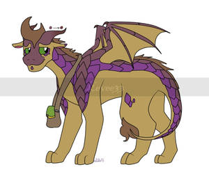 [CLOSED] Dragon adoptable by Eevee33