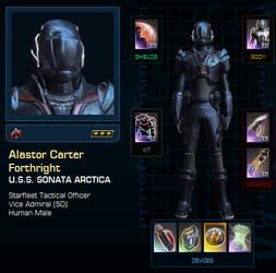 Alastor Gear by AlastorZingari