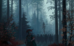 Teutoburg Forest by U-Joe