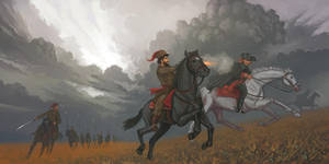 Bulavin Rebellion by U-Joe