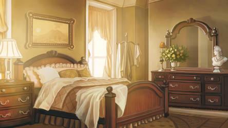 Bedroom by U-Joe