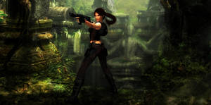 Tomb Raider: My concept by cameron-18